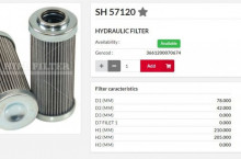 HIFI FILTER SH57120